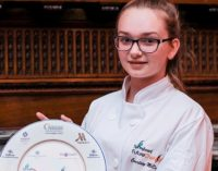 City of Glasgow College Student Progresses to FutureChef National final