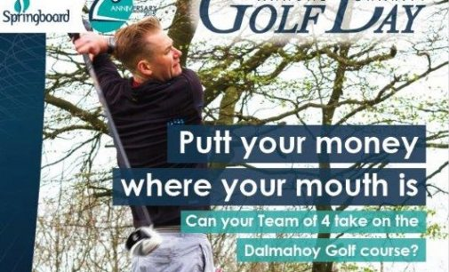 Springboard Seeking Final Few Teams for Scottish Golf Day