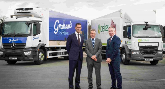 Brakes Scotland Announces Deal with Major Scottish Dairy Producer