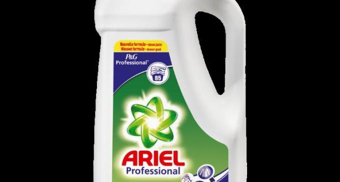 P&G Professional Launches Ariel Professional For Hospitality Sector