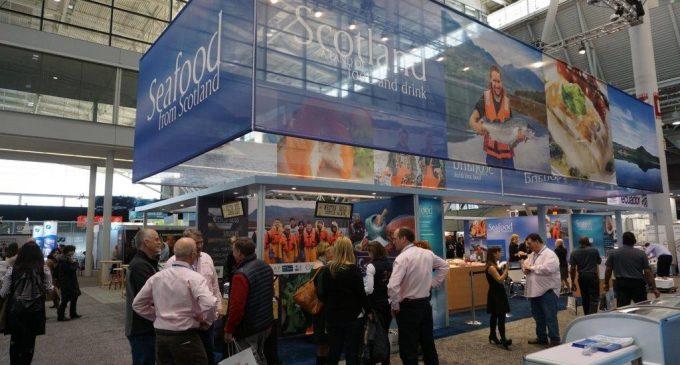 Edinburgh Chef helps Boost Scottish Seafood to USA Market