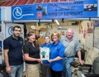 Clydebank Business Becomes 50th Revolve Store