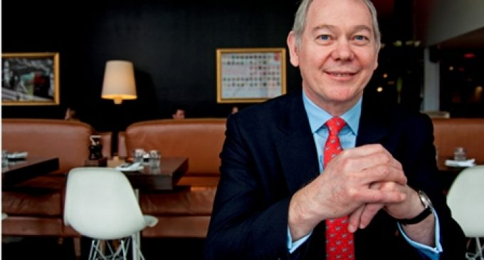 Alastair Storey Named New IoH President