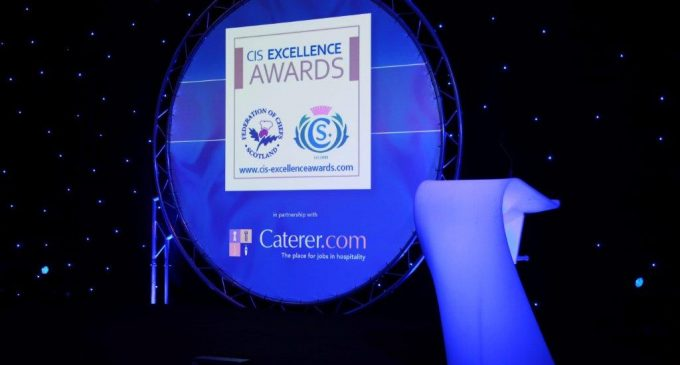 The CIS Excellence Awards 2017 in Partnership with Caterer.com: FINAL WEEK for Entries!