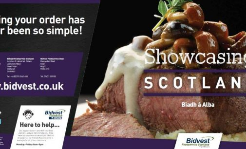 Bidvest Scotland Launches New Scottish Product Catalogue