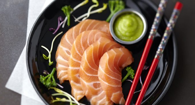 Scotland's Seafood Stars Head for Asia