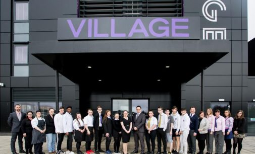 Glasgow Schools Take Over Village Hotel in Pre-Career Taster
