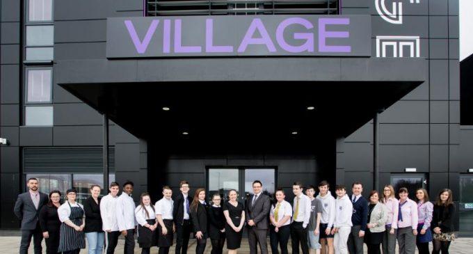 Glasgow Schools Take Over Village Hotel in Pre-Career Taster