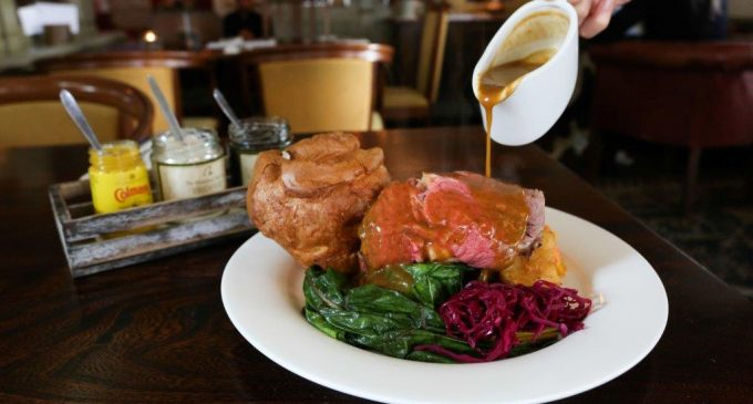 British Roast Dinner Week Provides More Chances to Win!