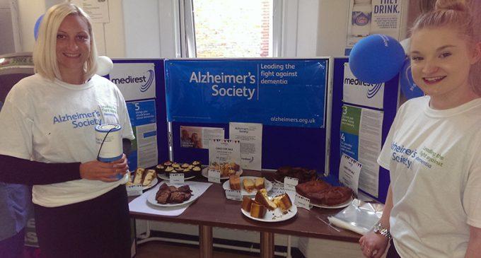 Compass Group UK & Ireland Team Raise £50,000 for Alzheimer's Charity