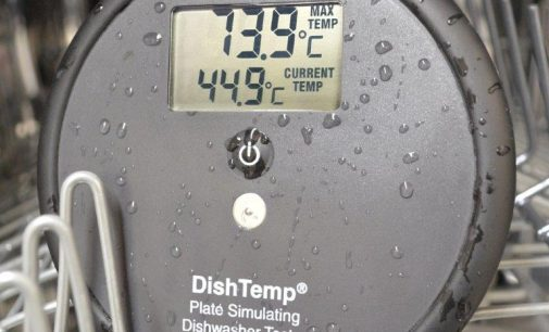ETI Launches New DishTemp Commercial Dishwasher Thermometer