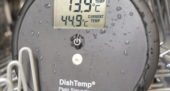 ETI Launches New DishTemp Commercial Dishwasher Thermometer