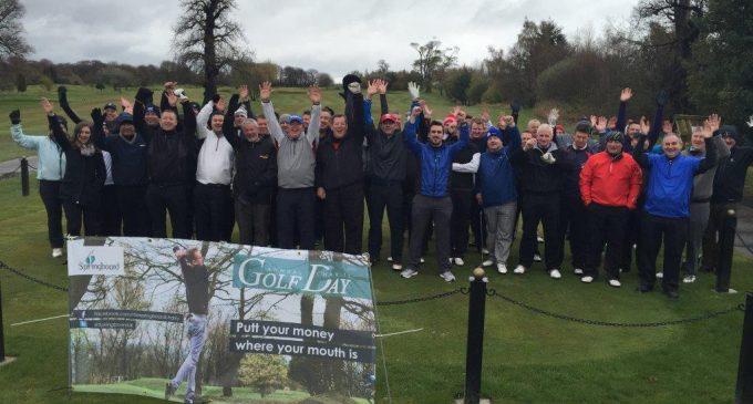Scottish Golf Day Raises Over £3k for Industry Charity