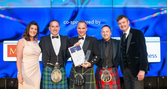 Bidvest Foodservice Scotland's John Forteith Named CIS Excellence Employee of the Year