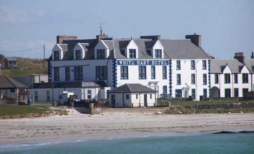 Hotel for Sale and GM Job Opportunity on Popular Isle of Islay Hotel