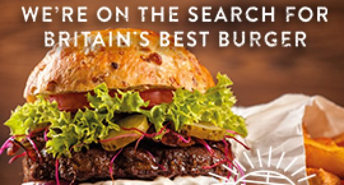 Hellmann's Launches Britain's Best Burger Competition