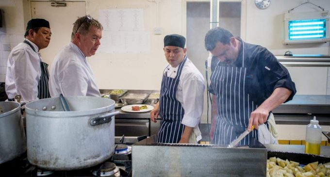 Cyrus Todiwala Showcases Mull Produce in Culinary Fusion Experience