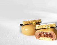 Callebaut Chocolate Release Special Recipe, Inspired by Rio 2016