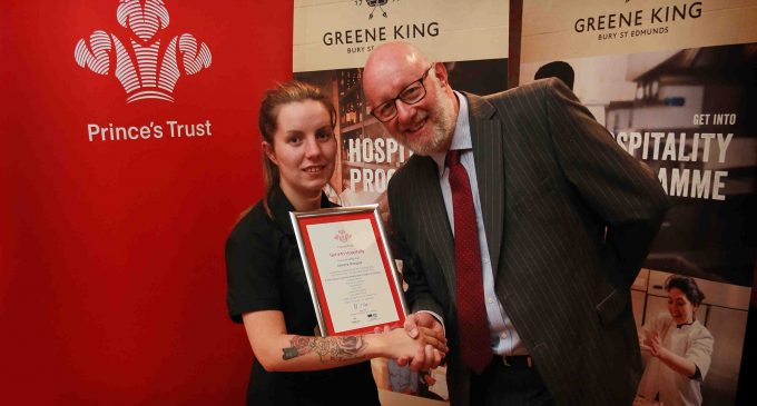 Prince's Trust Help Young Unemployed into Glasgow Work