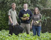 The Royal Botanic Garden Edinburgh Appoints Market Gardener