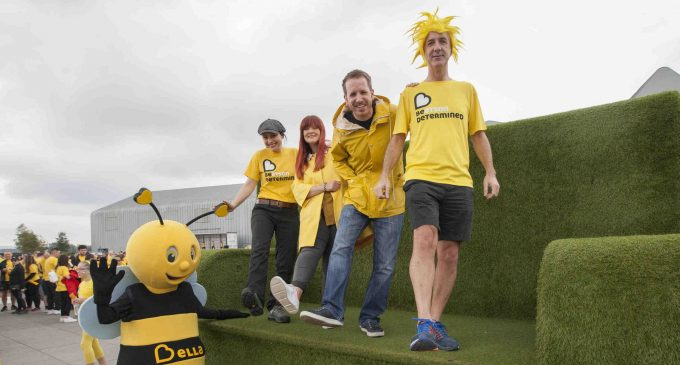 Glasgow Goes  'Off The Beatson Track' for Fundraising Initiative