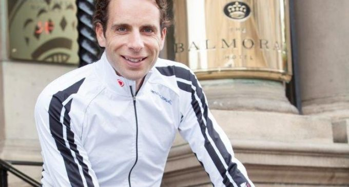 CIS Excellence Awards-Winning Hotel Collaborates with World Record Cyclist