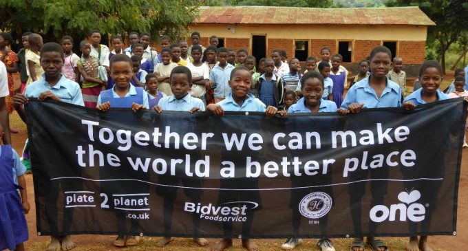 Bidvest Foodservice Doubles Community Engagement Outreach Programme