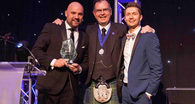 Brakes Scotland Receives ASSIST National Chair Award