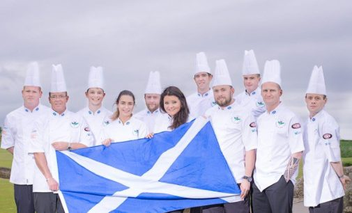 Support Team Scotland in the 2016 Culinary Olympics!