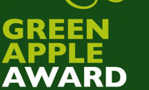 Compass Group UK & Ireland Receive Green Apple Award