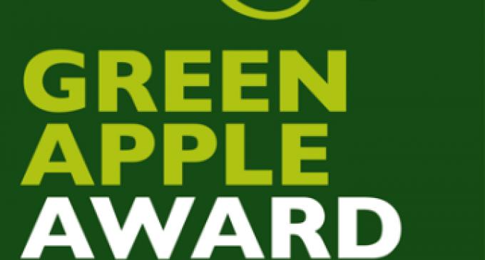 Compass Group UK & Ireland Receive Green Apple Award