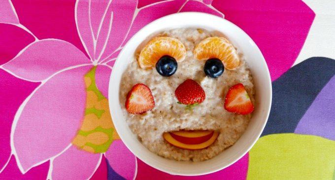 Stoats Announced As Official Partner for World Porridge Day 2016
