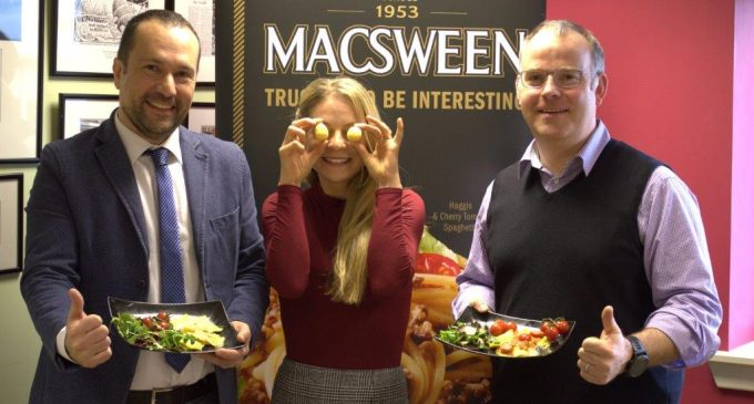 Bidvest Foodservice Scotland Introduces New Burns-Themed Haggis Products