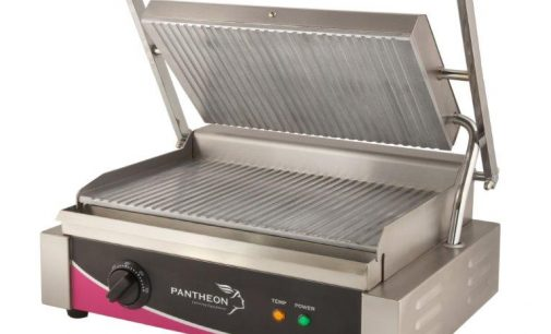 Pantheon's CPG Contact Grill Produces Perfect Paninis