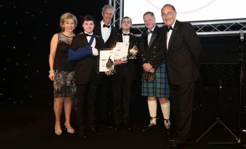 Scottish Stars Scoop Inaugural Fiona Colley Award at Springboard Excellence Awards