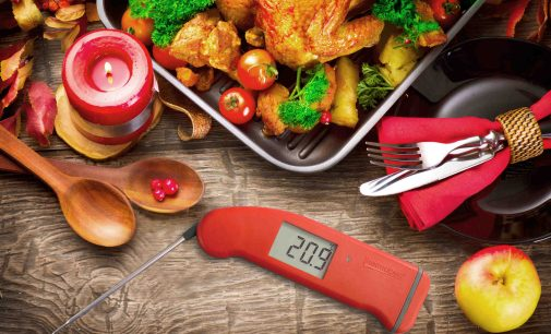 ETI's SuperFast Thermapen Ensures Safe & Tasty Christmas Turkey