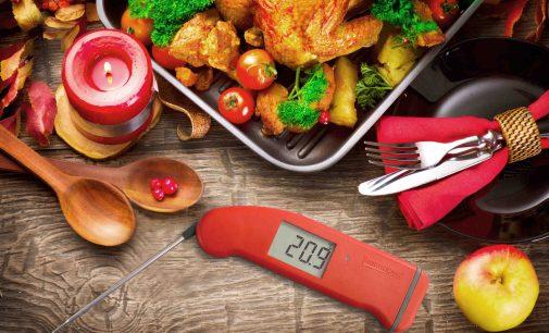 ETI's SuperFast Thermapen Ensures Safe & Tasty Christmas Turkey