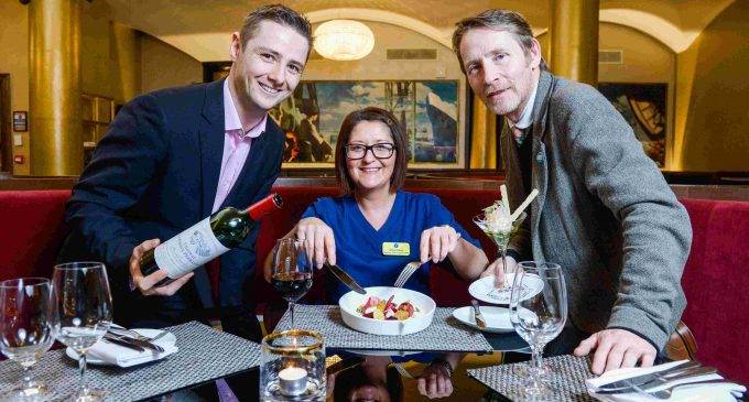 Glasgow's Hospice Attracts Support from CIS Excellence Award-Winning Chef