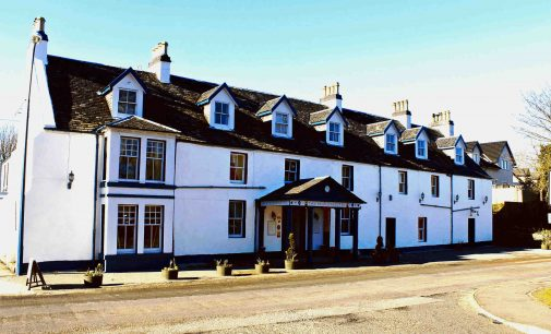 Scottish Highland Hotel Relaunches as Restaurant with Rooms
