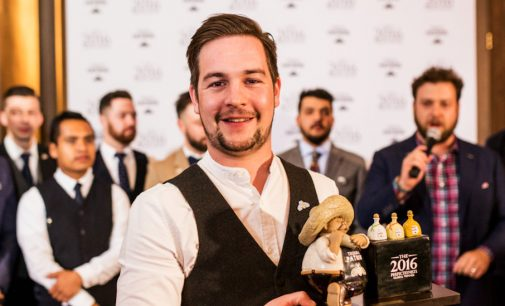 Edinburgh Bartender Crowned World Champion of the Patrón Perfectionists Cocktail Competition