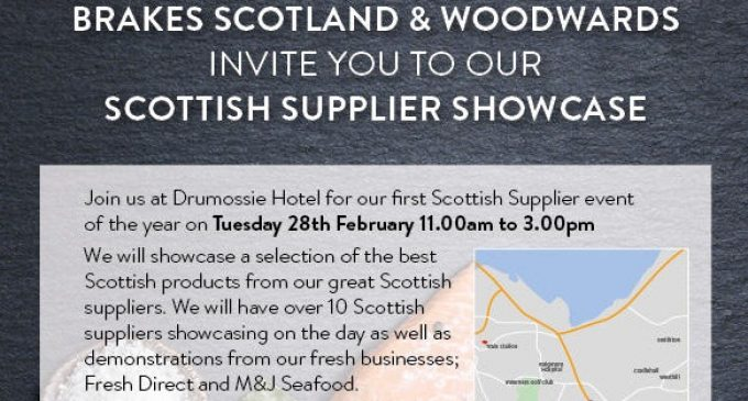 Brakes Scotland To Host Inverness Mini-Roadshow