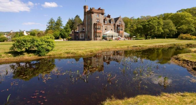 CIS Excellence-Winning Isle of Eriska, Hotel, Spa & Island Sold to New Owners