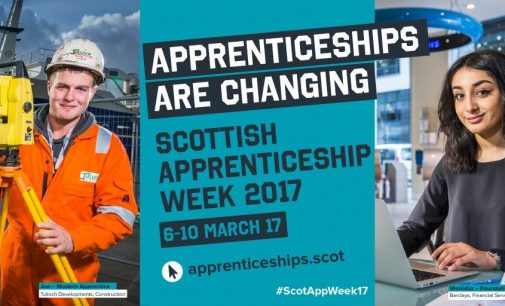 SAW Adopts 'Apprenticeships are Changing' Theme for 2017