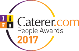 Caterer.com People Awards logo 2017