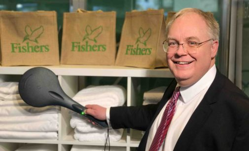Fishers Laundry Partners with Scottish Uni in Tech Tie-in