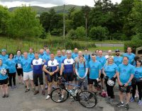 Bruce Stevenson Insurance Charity Cycle Raises Cash for FareShare