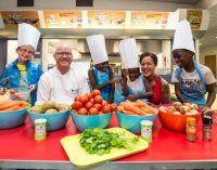 Brakes Pledges £500,000 as Masterchef Gary Maclean Lends Support to School Holiday Clubs