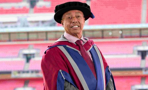 Bidfood Sales & Marketing Director Receives Honorary Doctorate for Services to Hospitality
