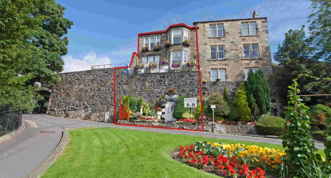 For Sale by DM Hall: 5-Bed Former Guest House in Stirling