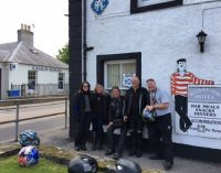 Bruce Stevenson Insurance Brokers Take to the Road on the NC 500